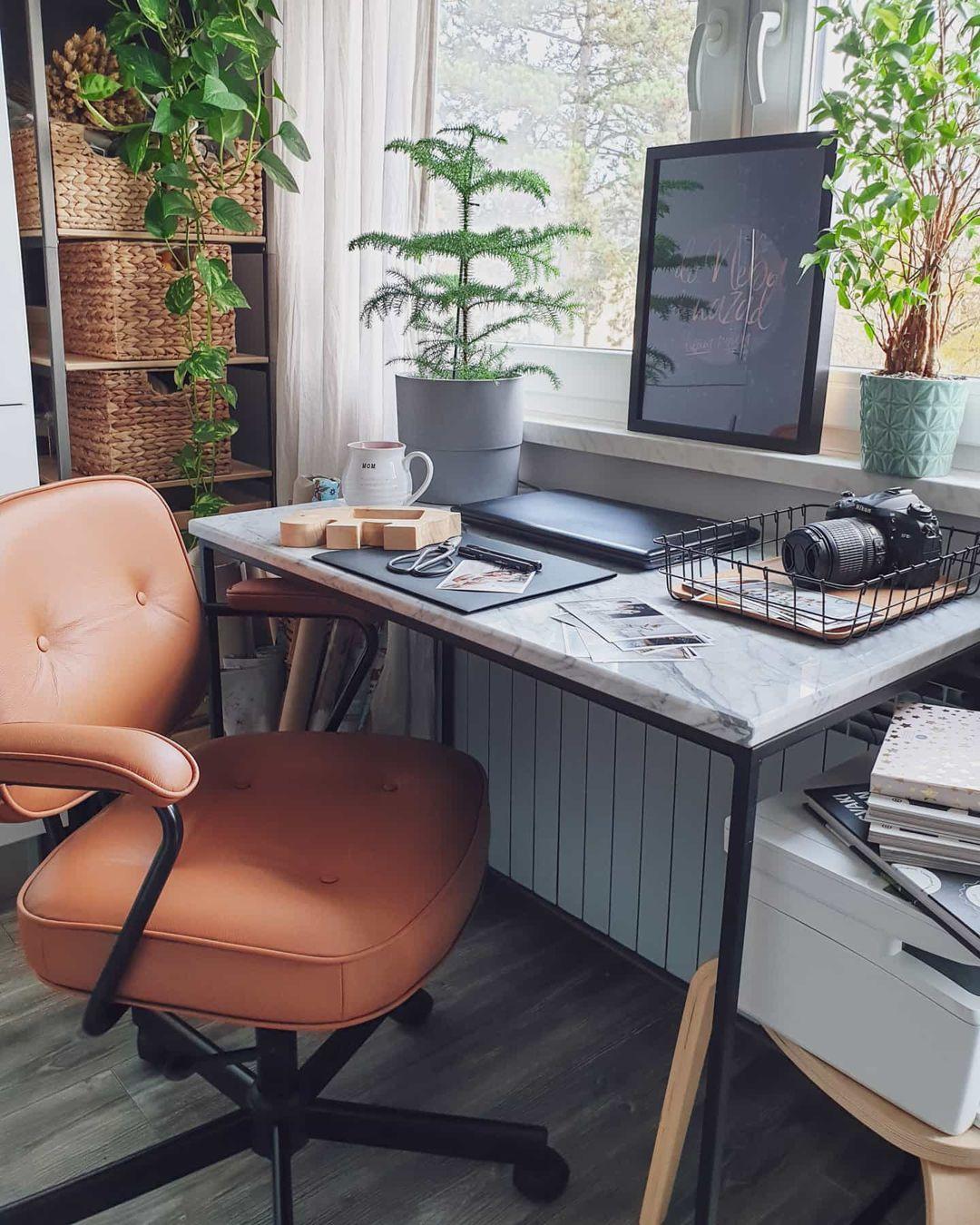 10 идеи как да си направите рай от работното бюро