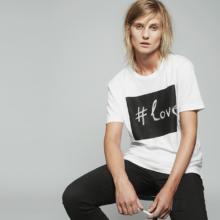 Надпиши си тениската! Writable T-Shirt е новото ни модно завоевание!