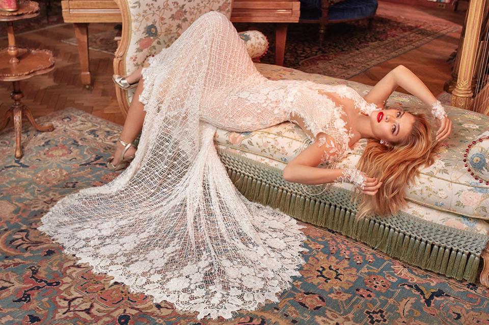 20 сватбени рокли от кралицата на щастливите булки