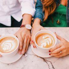 """""""Днес слагаме капка любов, вместо лъжичка захар в кафето."""""""