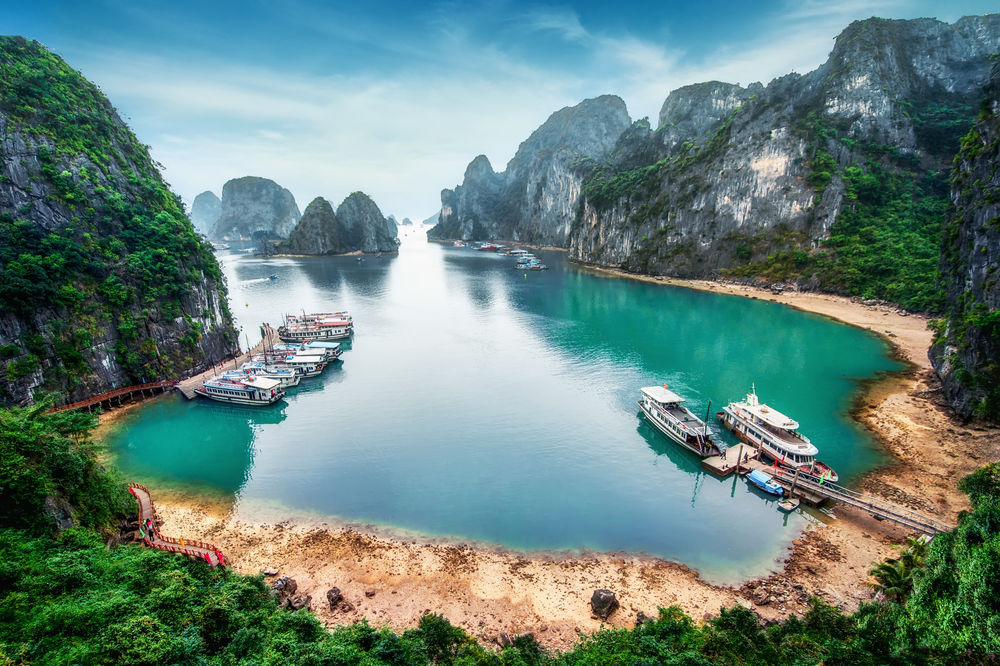 10 удивителни плажа с детокс ефект