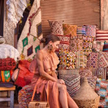 7 пъти модно вдъхновени от Маракеш