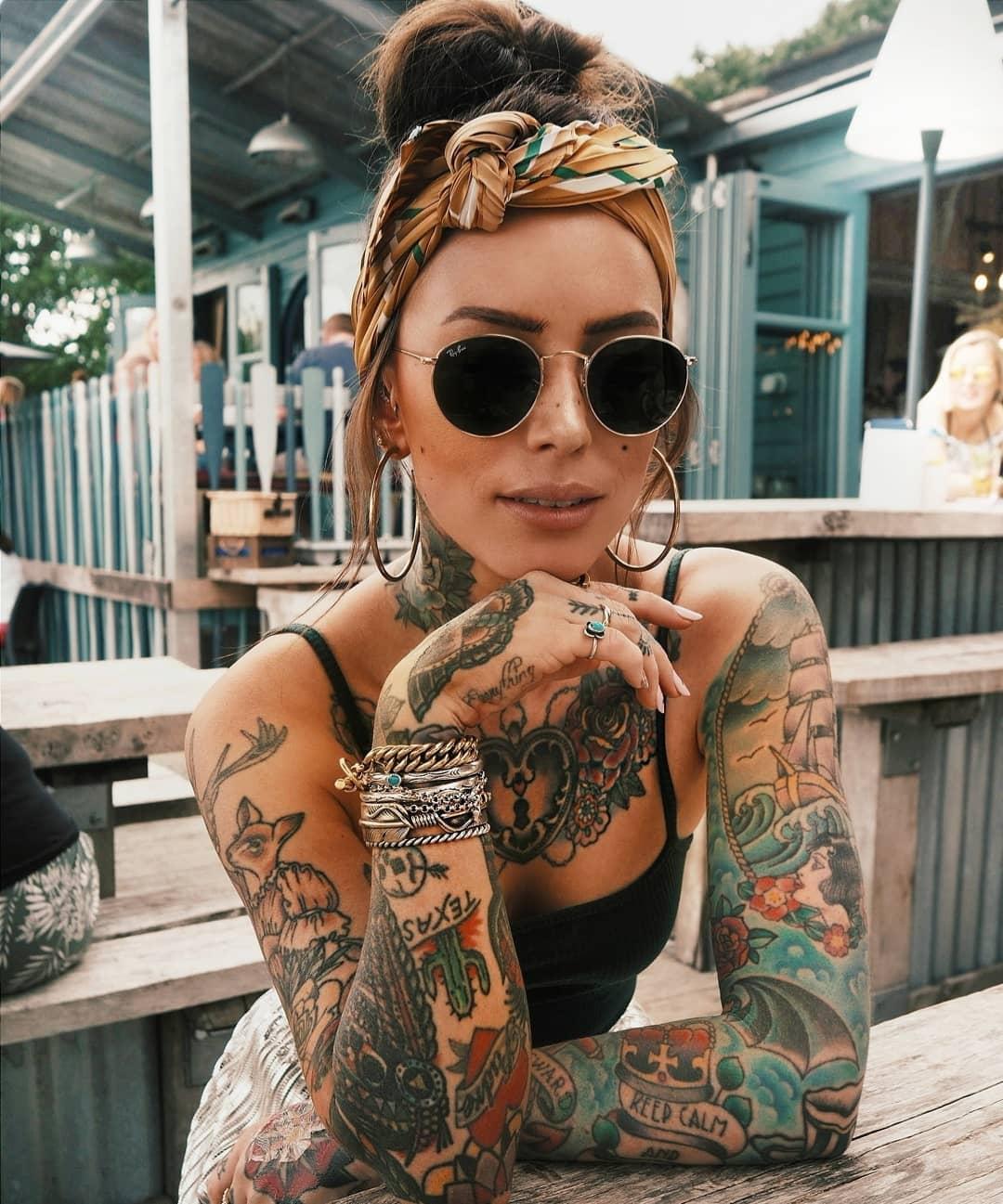 Блог красавицата Сами Джефкоут – бунтарка с кауза