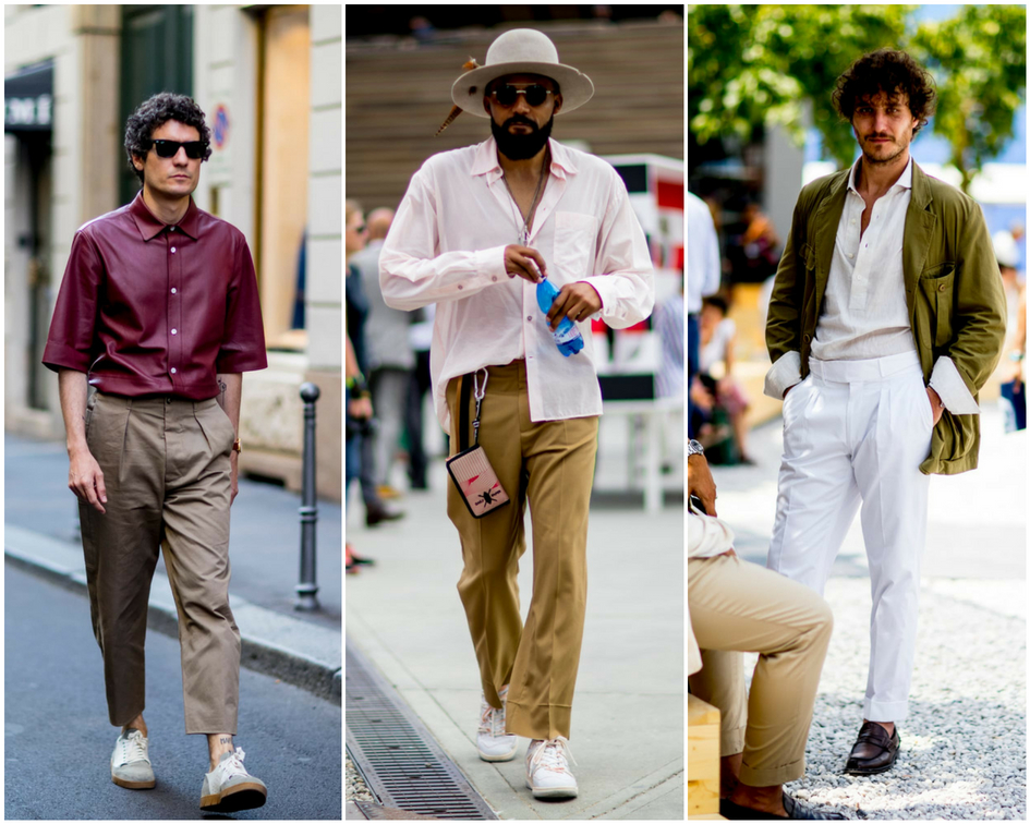 13 фатално стилни мъжки визии