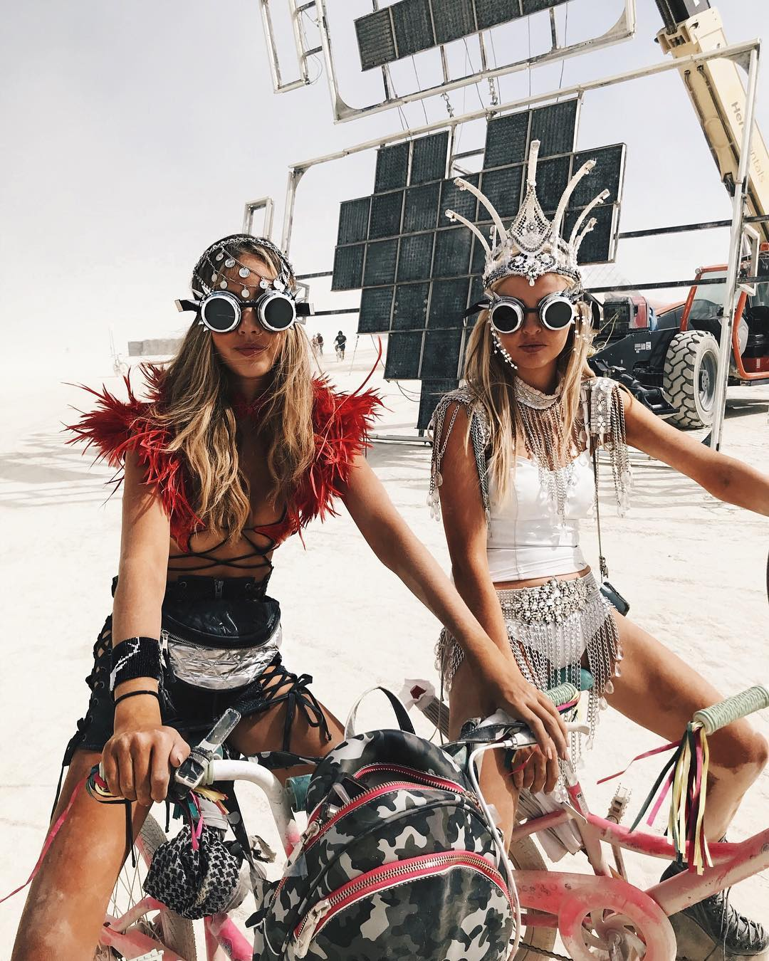 """Футуристичните послания на """"Burning Man"""" 2018"""