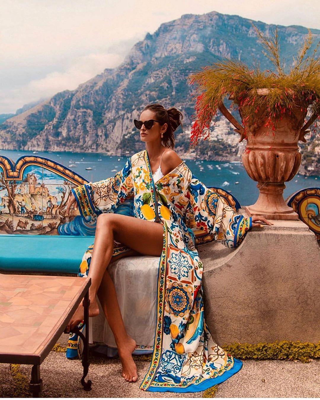 7пъти модно вдъхновени от Позитано
