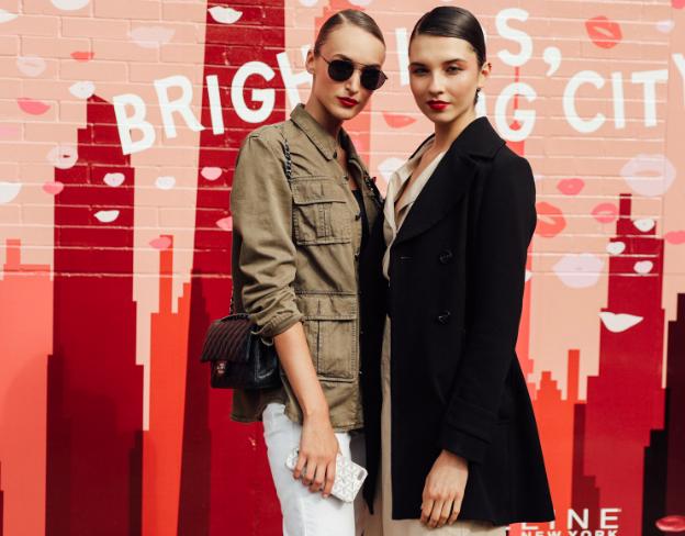 Какво носят моделките в Ню Йорк