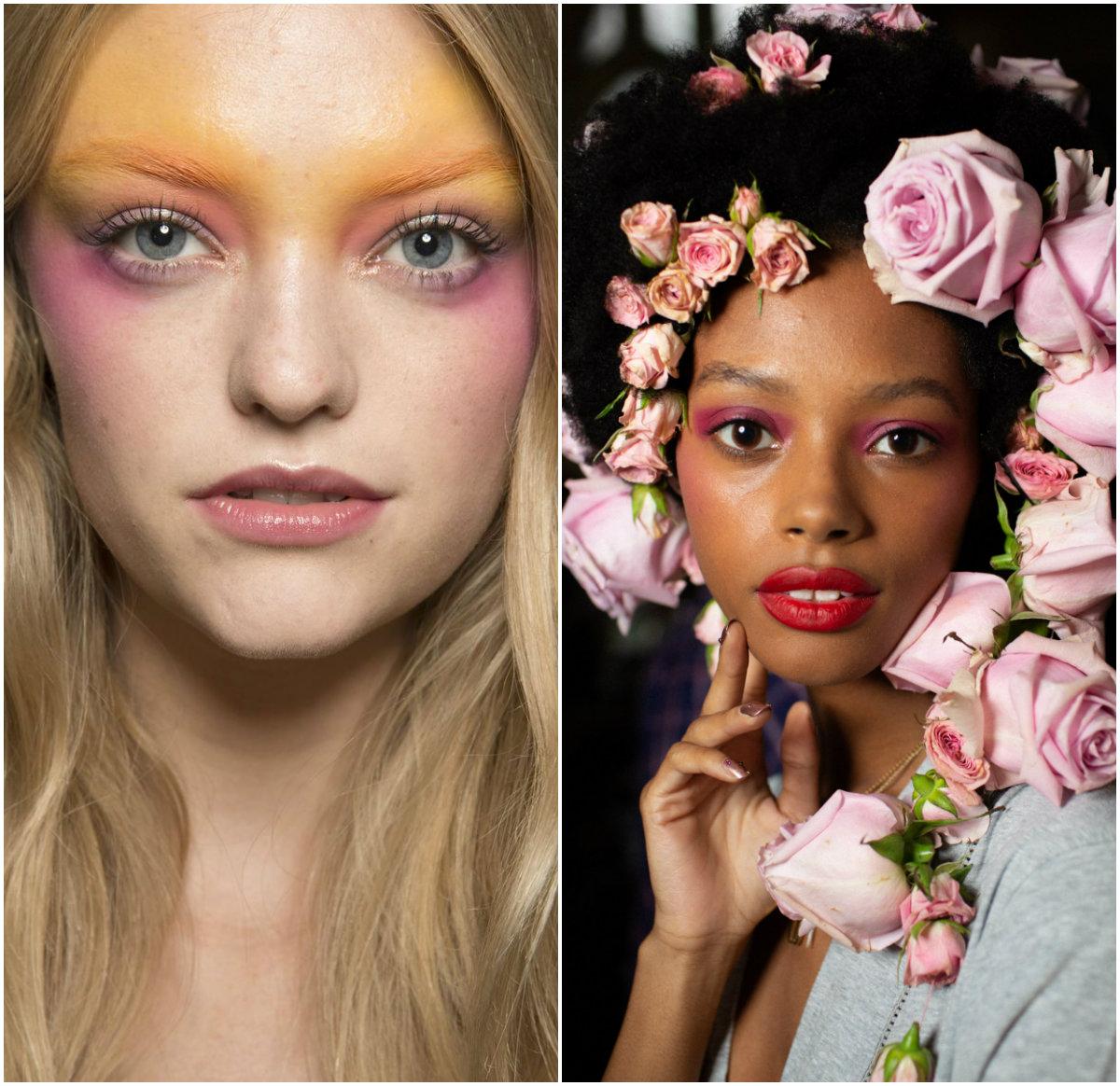 Бюти акценти от Седмица на модата в Ню Йорк