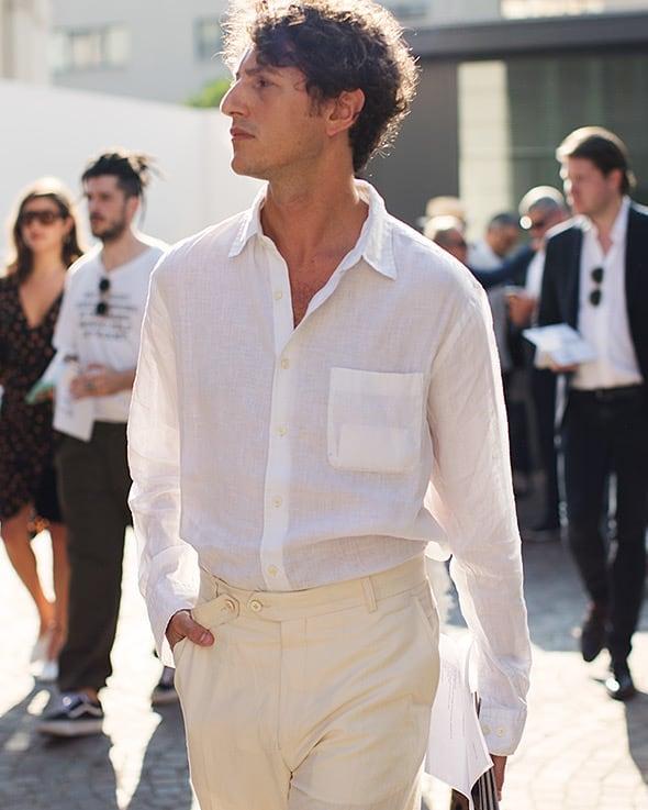 Модата на истинските мъже