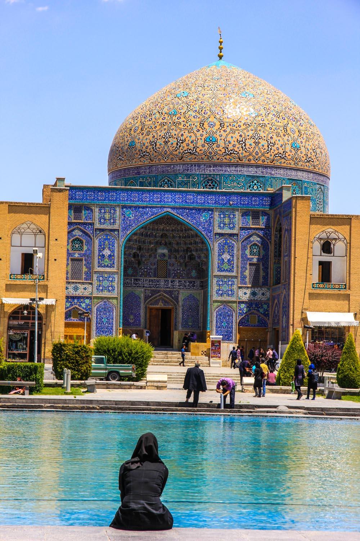 Персийската приказка на Исфахан