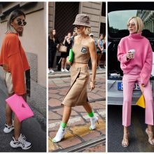 Как да носим неонови цветове