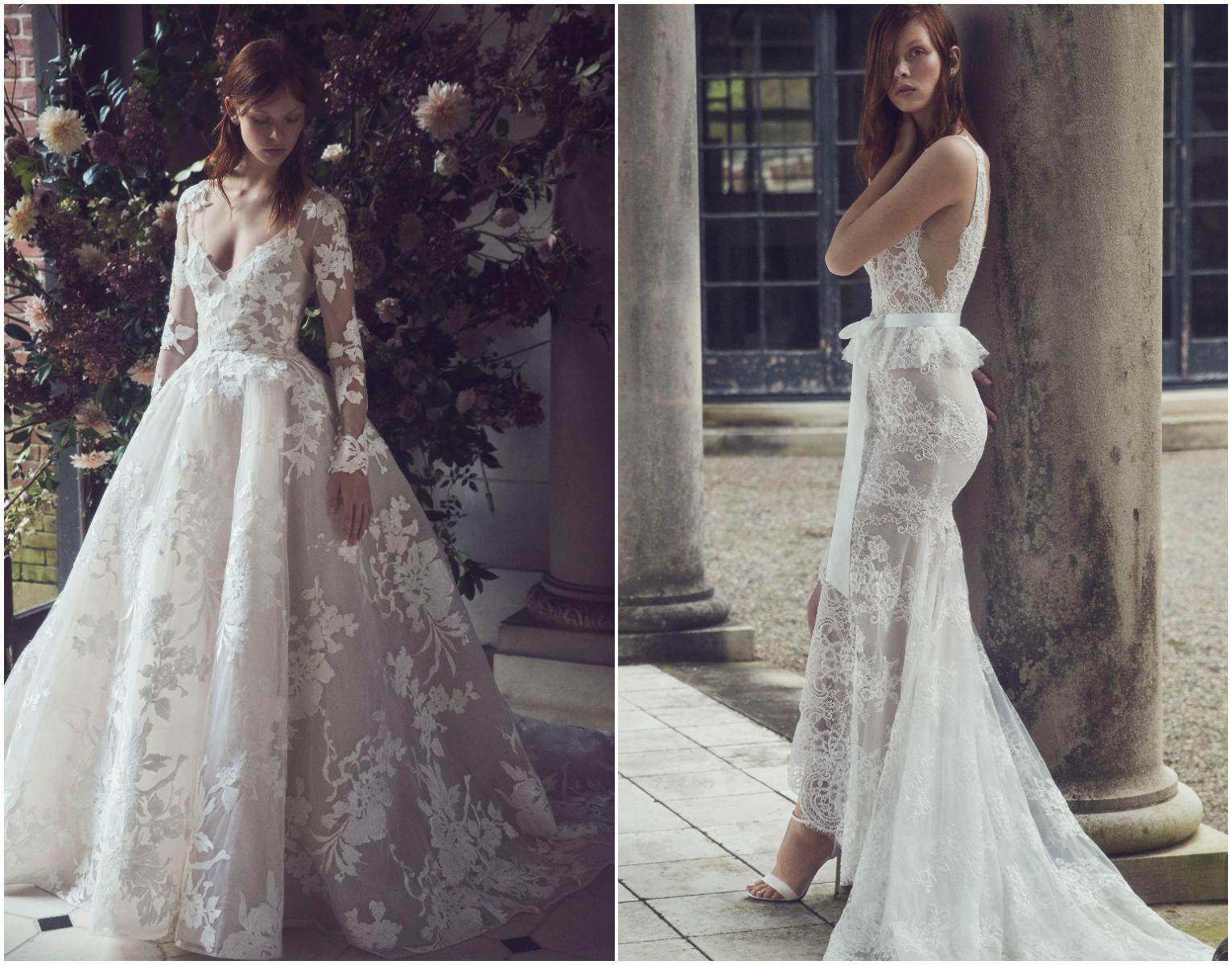 30 рокли от Сватбената седмица на модата