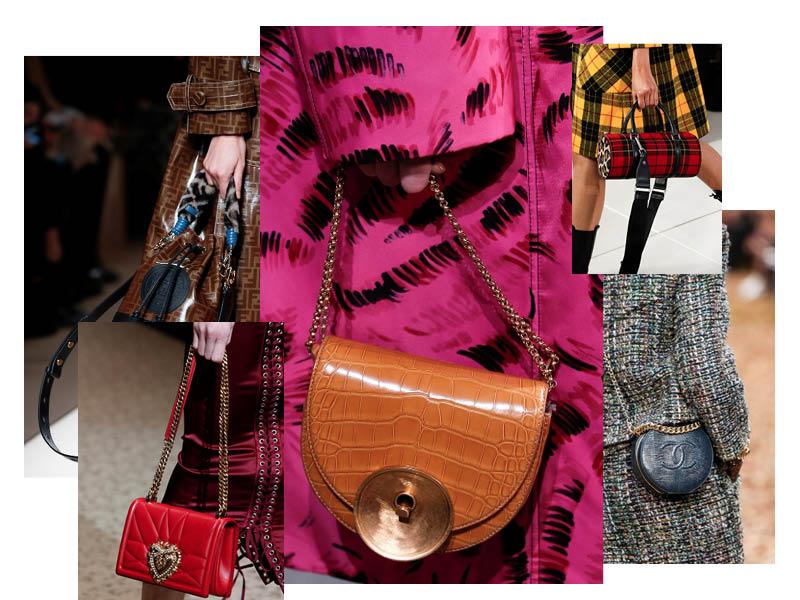 Нов поглед към чантите през рамо