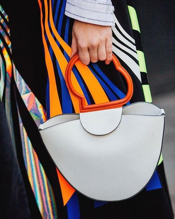 Тренд радар: бели чанти
