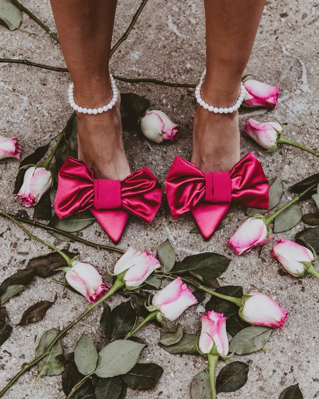 Луди сме по обувките на Magda Butrym!