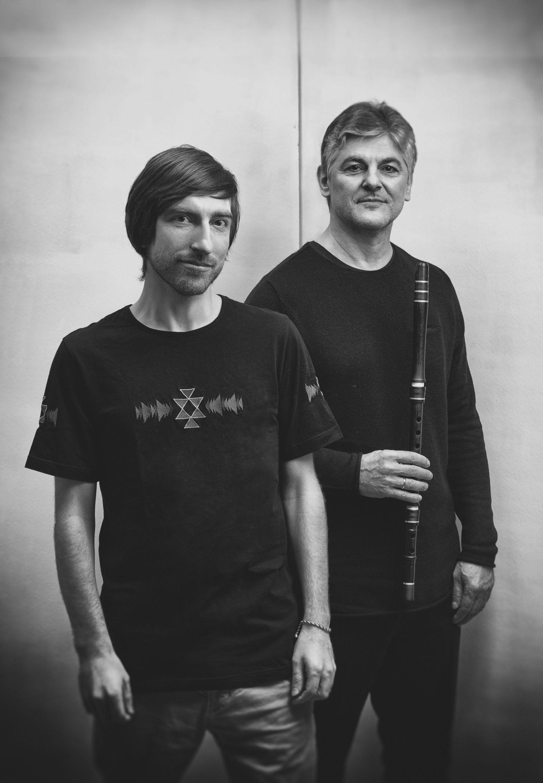 Траектория на музиката или завръщане към корените с Теодосий Спасов и Иван Шопов