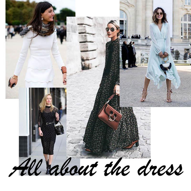 Зимните рокли, които ще носим с удоволствие