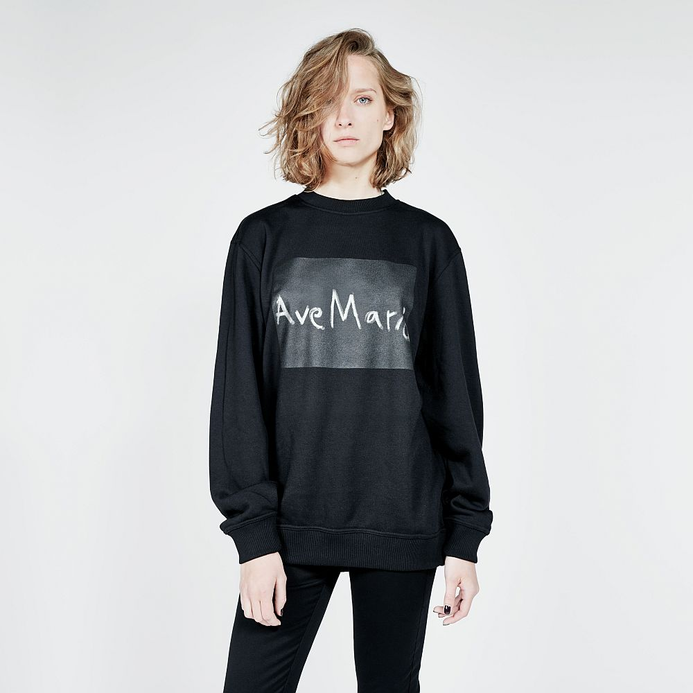 Mood Designer Sweatshirt за Нея