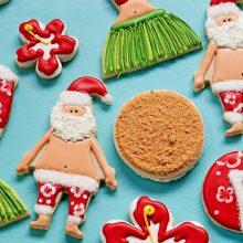 Коледни курабийки за празнично настроение