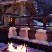 2 уникални алпийски къщи, в които бихме презимували!