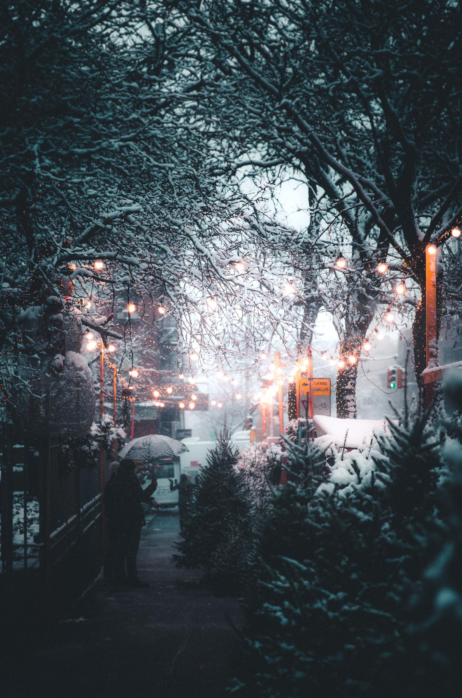 Коледен разказ от Деян Енев