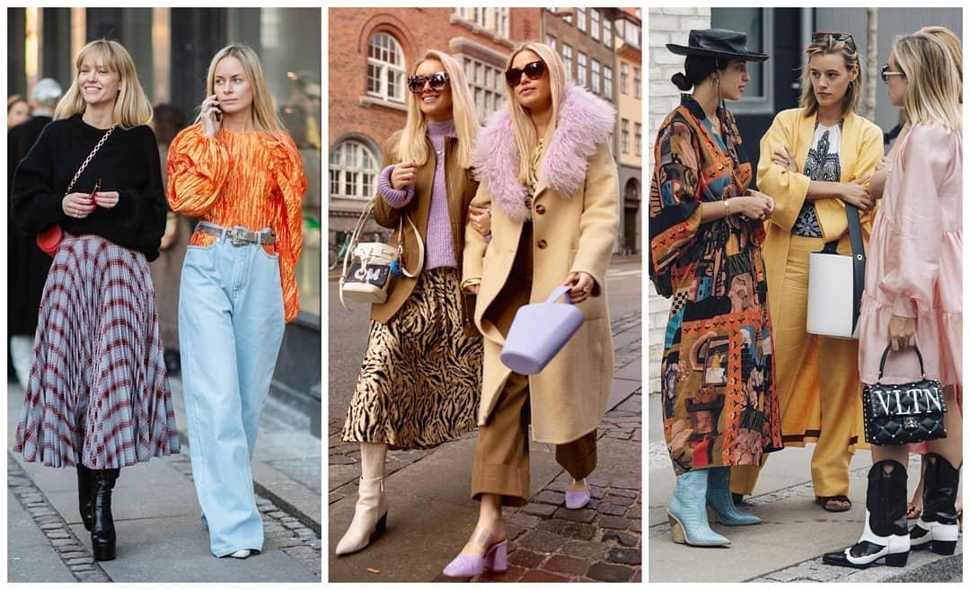 Копенхаген превъртя Street Style играта