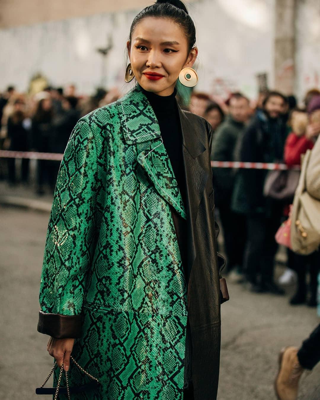 Уличният стил от Милано е учебник по мода