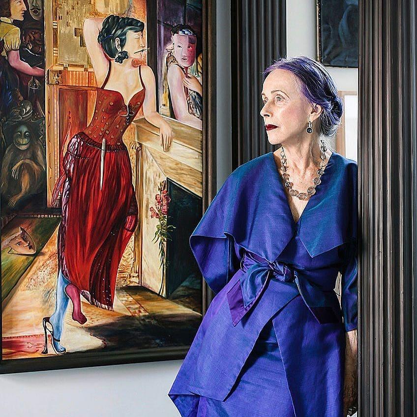 Беатрис Ост – изкушаващо цветна и ексцентрична!