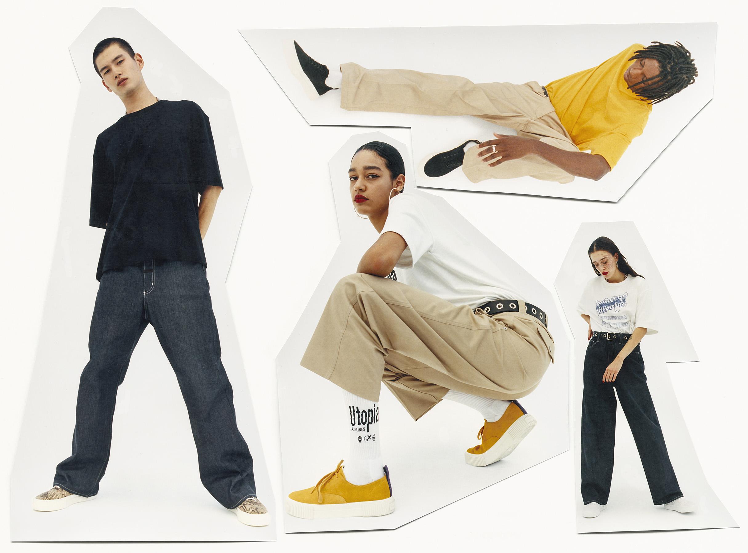 New kids on the block – новата колаборация на EYTYS и H&M