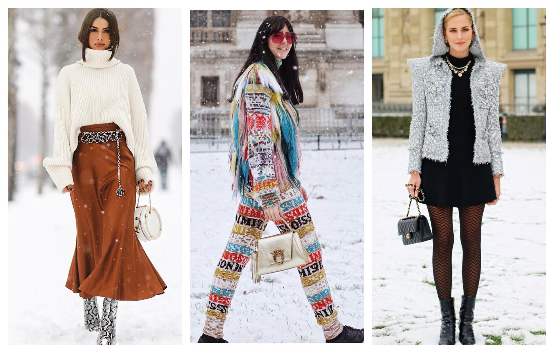 Снежните кралици от улиците на Париж