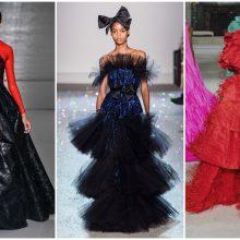Величествен Couture от Valentino, Givenchy и Giambattista Valli