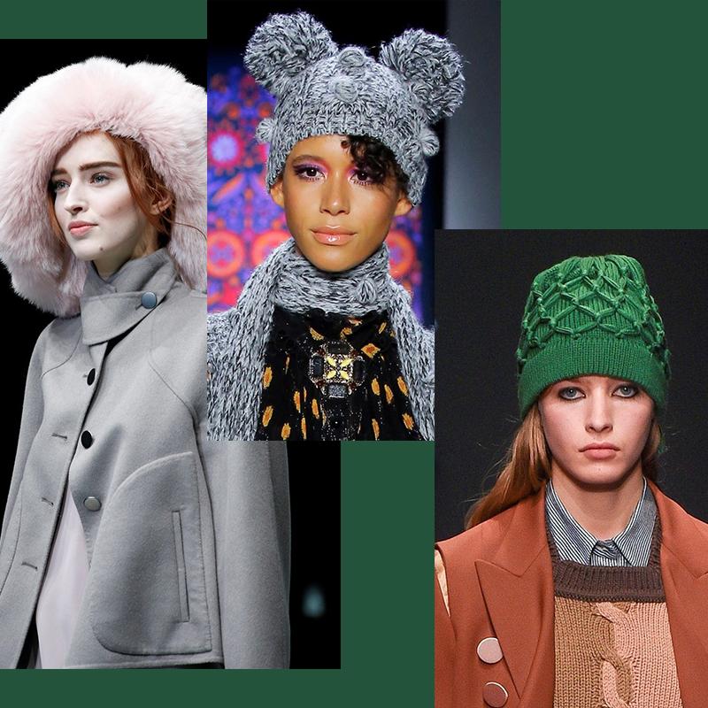 Какви ще са шапките на новата година