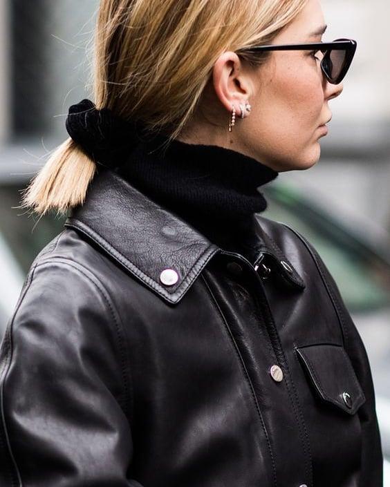Изкуството да носим кожено яке
