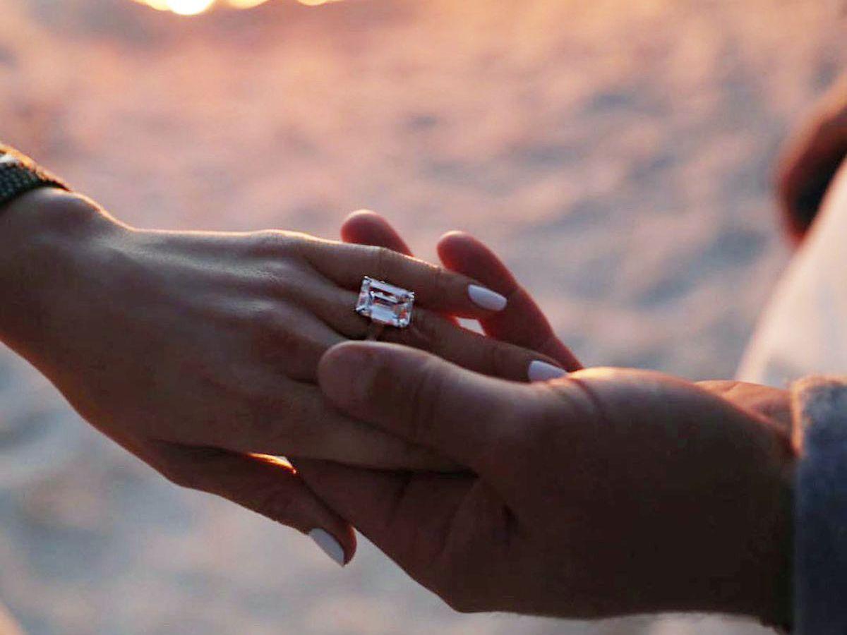 """Дженифър Лопес каза """"Да""""… за пети път"""