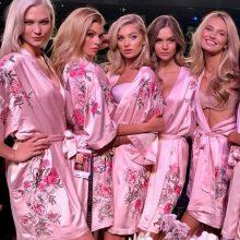 Victoria's Secret: паднали ангели