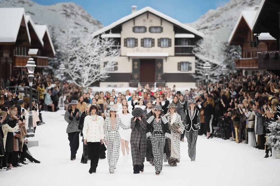 Chanel есен-зима 2019: Карл Лагерфелд и краят на една ера