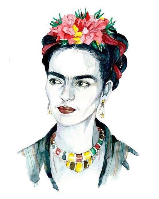 Тайната вселена на Фрида Кало