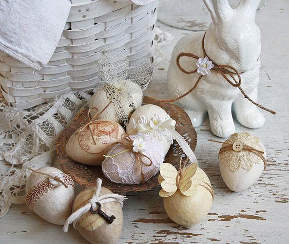 Минималистични еко идеи за Великден