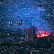 Au revoir, Notre-Dame