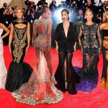 Из модния дневник на Beyonce: 17 визии, които обожаваме