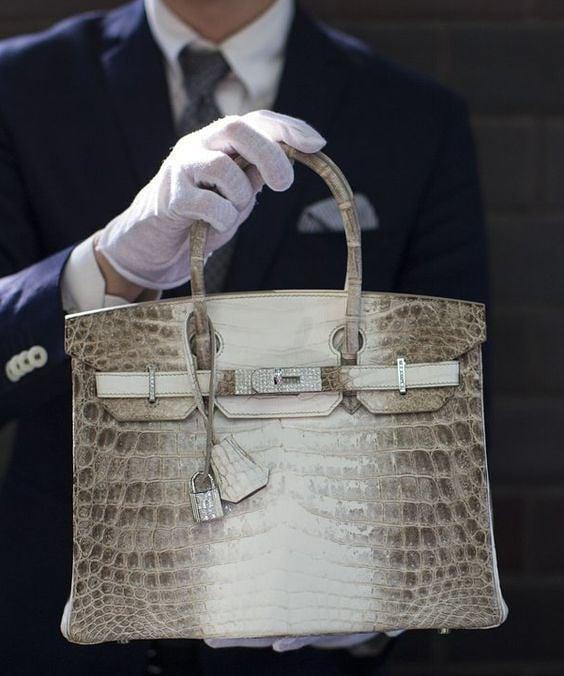 Главозамайващата стойност на най-ценните чанти в света
