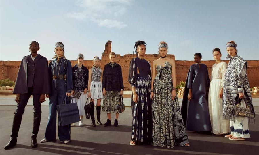 Круизната колекция на Dior в Мароко – истинско вълшебство