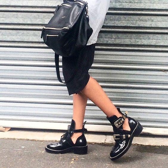 6 начина да носим боти вместо сандали