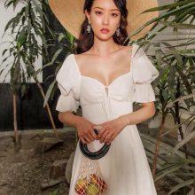 Тренд Радар: Milkmaid роклята излиза извън фермата