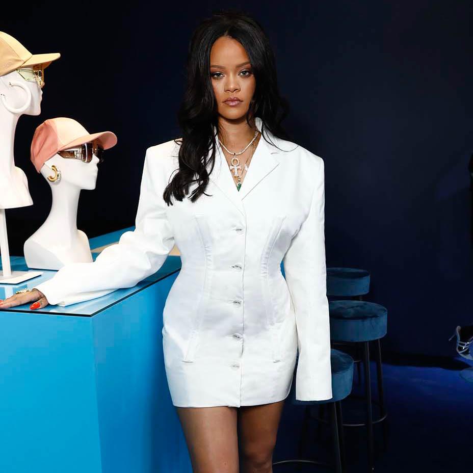 Fenty – новият бранд на Rihanna, с любезната подкрепа на LVMH