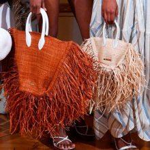 Защо всички полудяха по сламената чанта на Jacquemus?