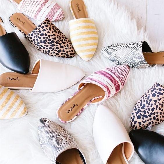 Mules – идеалната симбиоза между обувка и чехъл