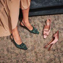Дай на една жена грешните обувки…