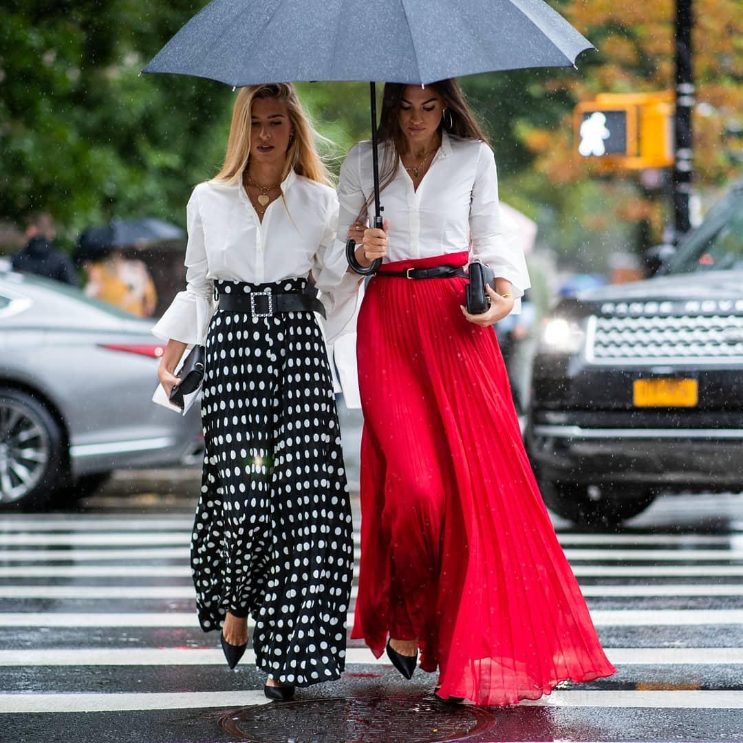Как да носим: пола солей за незабравимо лято
