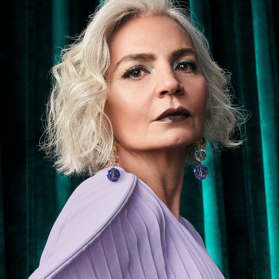 Grece Ghanem: 54-годишната модна икона на Instagram